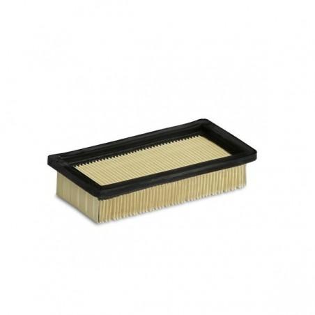 Płaski filtr falisty z powłoką nano