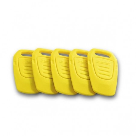 Zestaw żółtych kluczy KIK