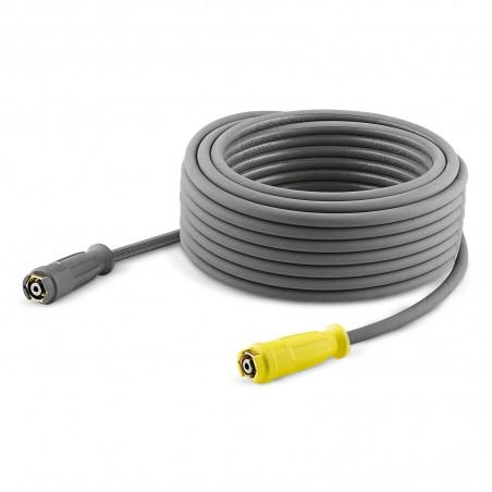 Wąż wysokociśnieniowy, obustronne złącze śrubowe, ID 8, 10 m – wersja dla przemysłu spożywczego